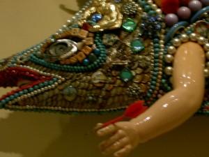 Renwick Marlin detail (baby arm)
