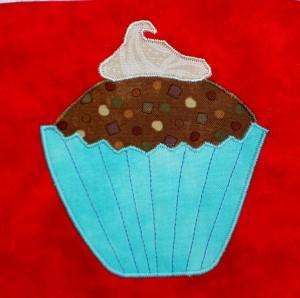 Cupcake,detail