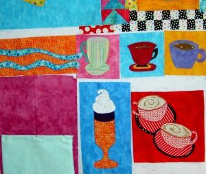 Auditioning Fabric #4