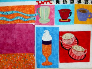 Auditioning Fabric #5