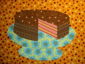 China Cake Plate #2