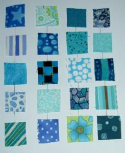 My Squares, May 2009
