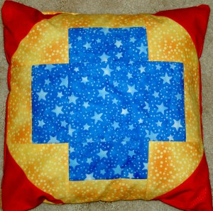 Teacher Aide Pillow