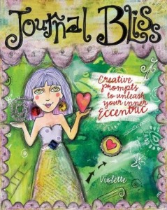 Violette's book Journal Bliss