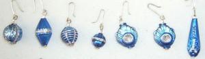 Blue Ornamanets