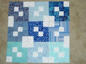 Infinity Blocks by Jaye, mid-June 2009