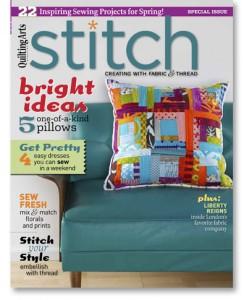 Stitch Magazine, Spring 2009