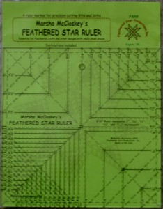 Feathered Star Ruler