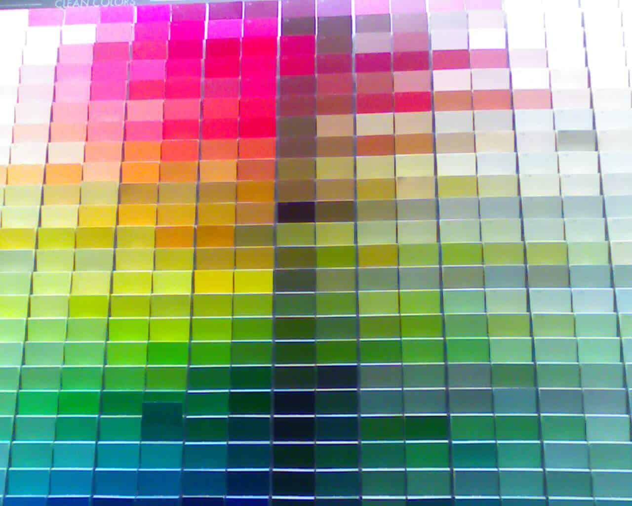 Inspiration Thursday Paint Chips Artquiltmaker Blog