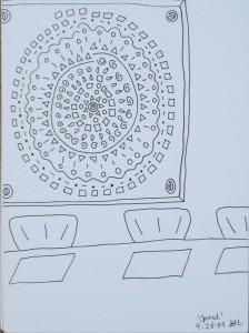Creative Prompt Response: Spiral #33