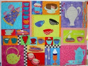 Tarts with Embellishing, #1