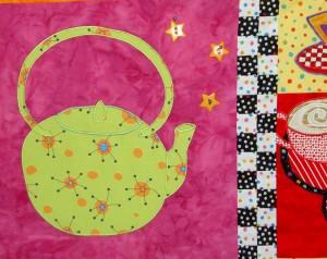 Tea Kettle, 3 stars
