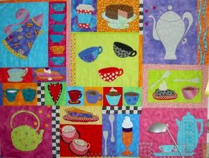 Tarts with Embellishing, #2
