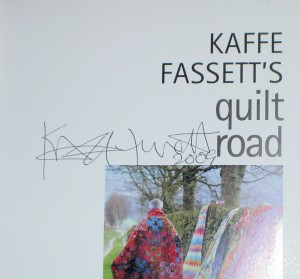 Quilt Road Signed