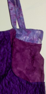 Jeri's Bag - detail 1