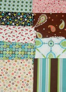 Fabrics from Kim