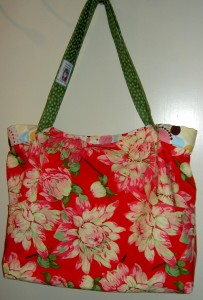 Spring Tote Bag - complete