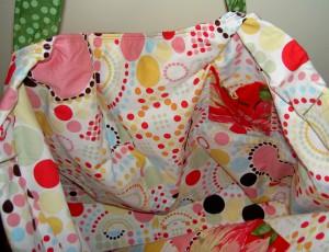 Spring Bag - inside