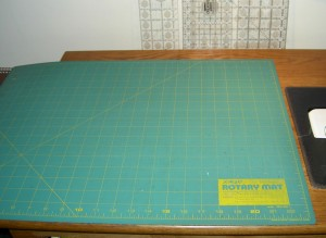 Clean Cutting Table