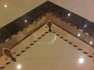 Vegas Floor Corner