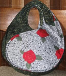 Faye's Rose Bag