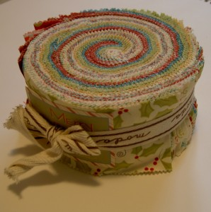 Merry & Bright Jelly Roll