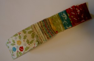 Variety of Jelly Roll Strips
