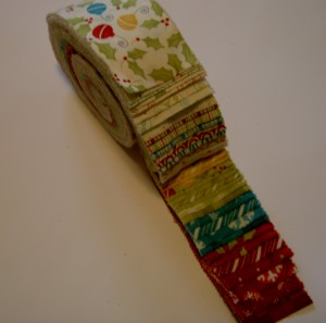 Unrolled Jelly Roll