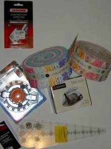 Class & Quilt Supplies