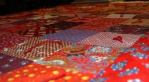 Children's Quilt Project Quilt detail