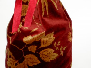 Lush Gift Bag detail