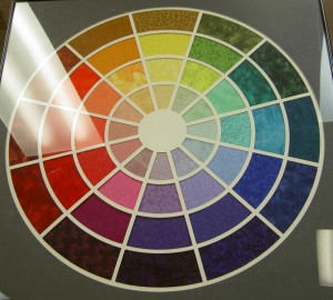 Barnes' Color Wheel