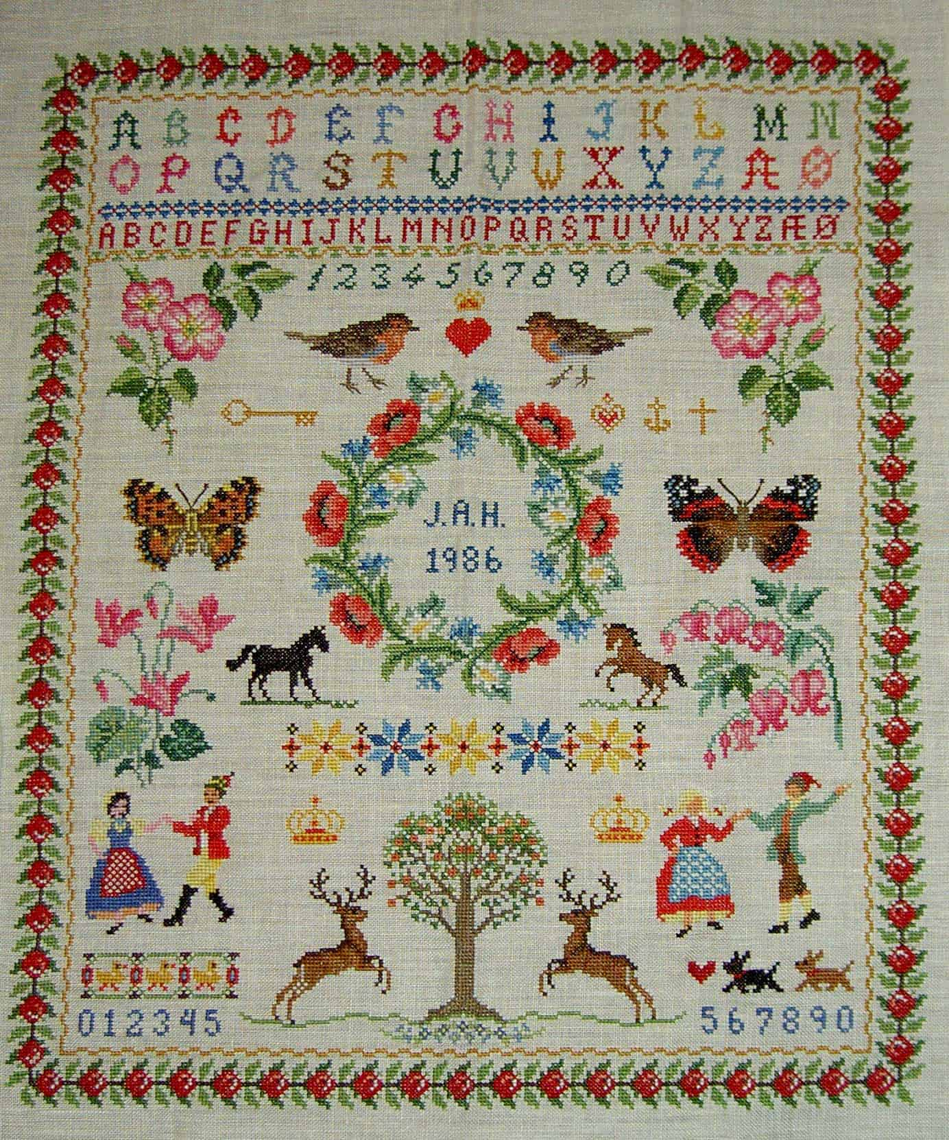 Cross Stitch Designs Free Download