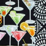 Martini Napkin #2