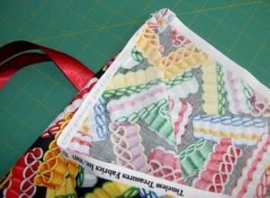 Inside/Outside of Gift Bag