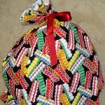 Ribbon Candy Gift Bag