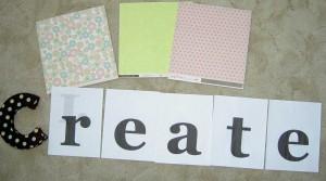 Create Supplies