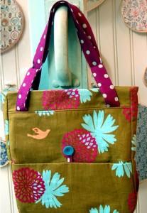 Liesl Backpack from makezine.com