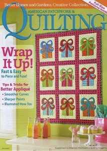 American Patchwork & Quilting Winter 2010