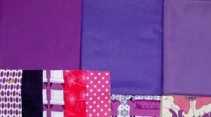 3 Purple Possibilities