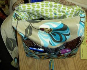Angela's Bag - detail