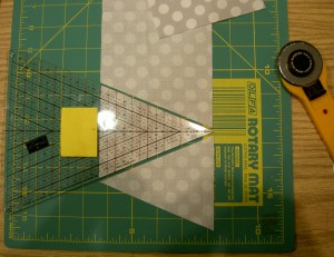 Fast2Cut strip triangle cutting