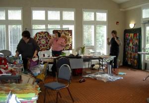 Terri, Dolores & Sue's Workspaces