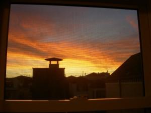 Sunset 2011 #1