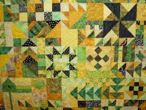 Linda's Potpourri by Linda Gavin - detail