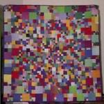 Pointillist Palette 3: Flower