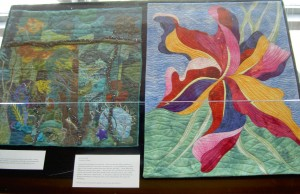 More Stegner Center View Quilts