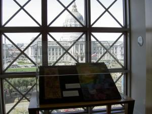 Stegner Center View