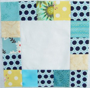 Multiple Square Quilt