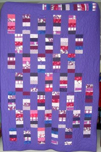 Michaela's Quilt -Finished!